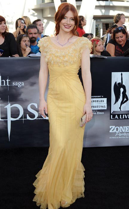 Bryce Dallas Howard alla Premiere del film The Twilight Saga Eclipse prodotto dalla Summit Entertainment, 2010