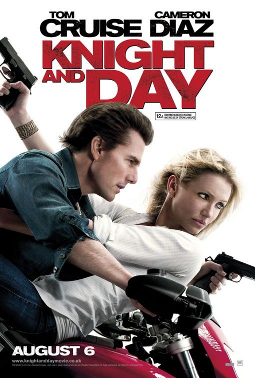 International Poster per per Knight And Day (Innocenti bugie)