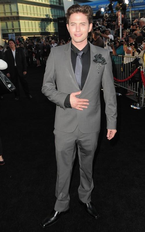 Jackson Rathbone alla Premiere di The Twilight Saga Eclipse, Los Angeles, 24 giugno 2010