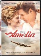 La copertina di Amelia (dvd)