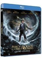 La copertina di Percy Jackson e gli dei dell'Olimpo: il ladro di fulmini (blu-ray)