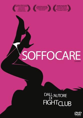 La copertina di Soffocare (dvd)