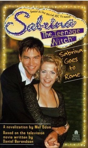 La locandina di Sabrina - vacanze romane