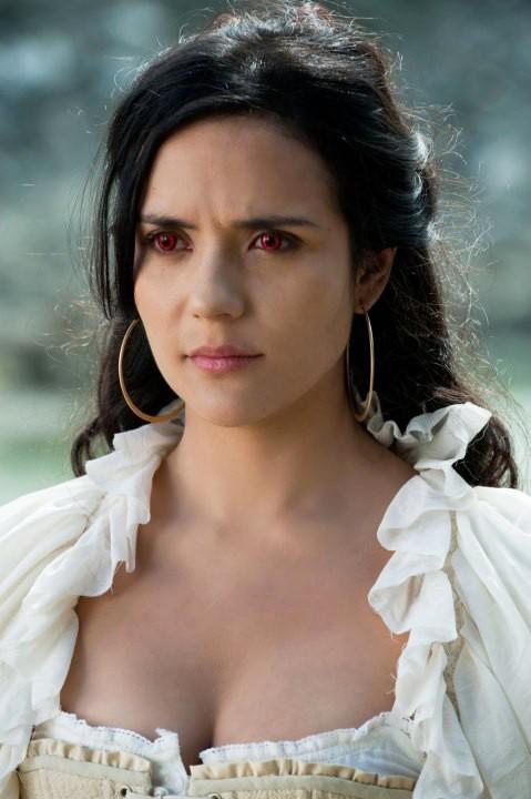 Maria interpretata da Catalina Sandino Moreno in un scena del film The Twilight Saga: Eclipse