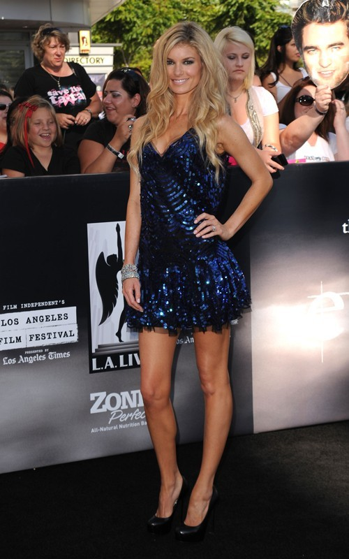 Marisa Miller alla Premiere del film The Twilight Saga Eclipse, Los Angeles