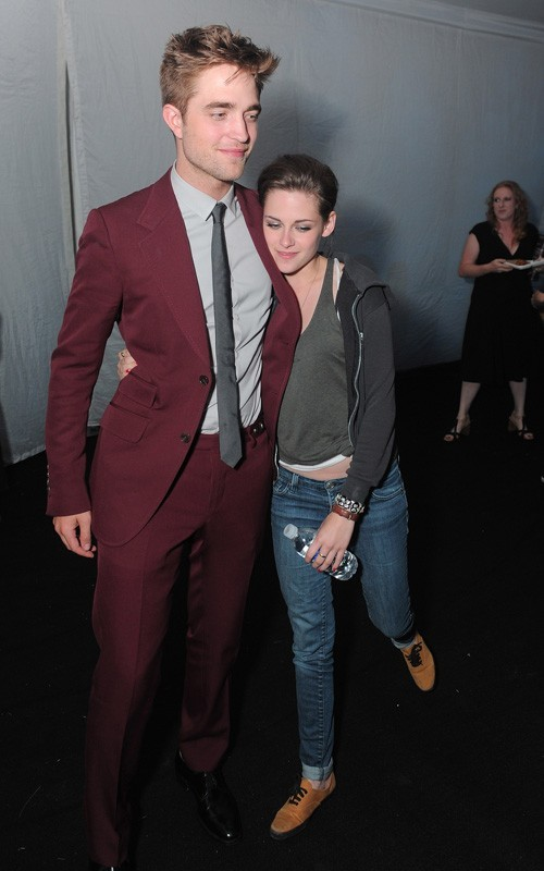 Robert Pattinson e Kristen Stewart all'After Party del film The Twilight Saga: Eclipse, Los Angeles, 24 giugno 2010
