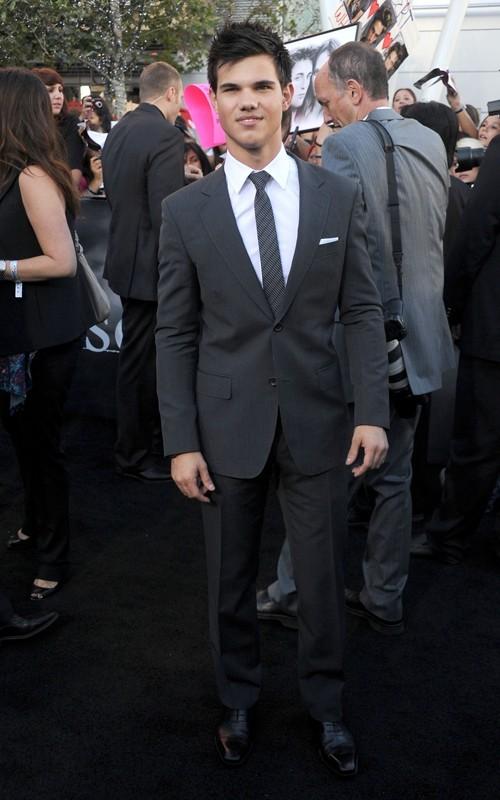 Taylor Lautner alla Premiere del film The Twilight Saga: Eclipse, Los Angeles, 2010