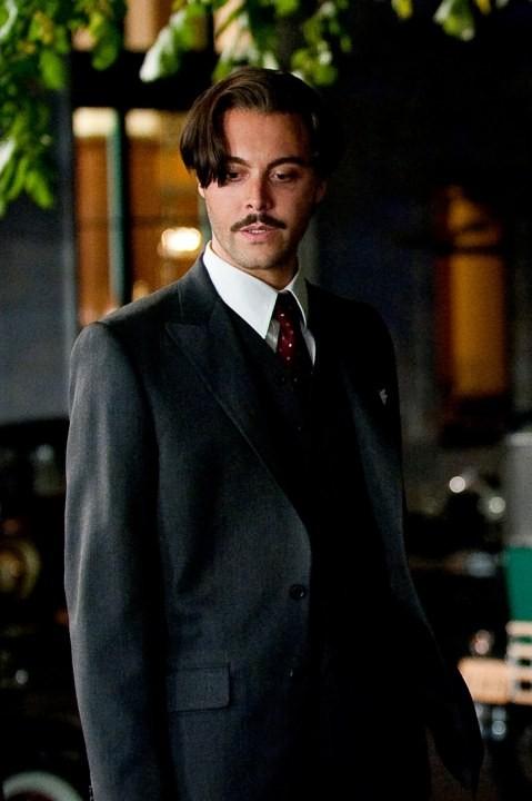 Una sequenza del film The Twilight Saga: Eclipse con Royce King (Jack Huston)