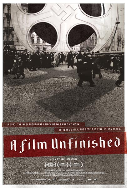 Locandina di A Film Unfinished