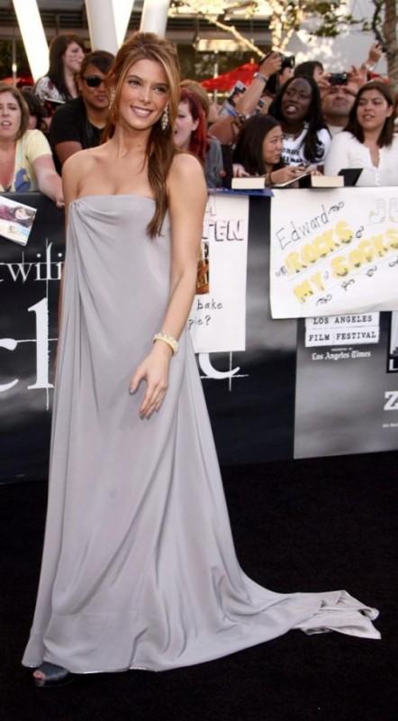 Ashley Greene alla premiere di Eclipse a L.A.