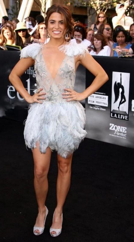 Nikki Reed alla premiere di Eclipse a L.A.