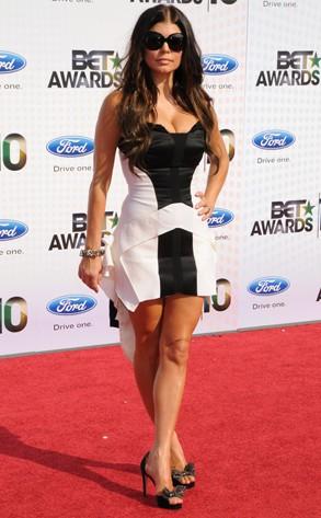 Fergie ai BET Awards 2010