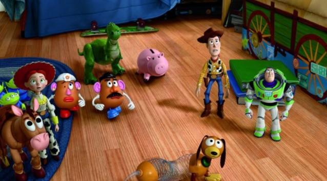 I protagonisti di Toy Story 3 affrontano un nuovo minaccioso pericolo d'abbandono