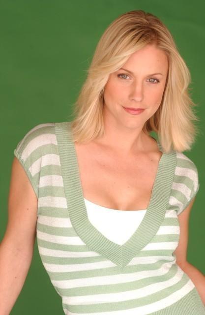 l\'attrice Brittney Powell