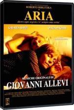 La copertina di Aria (dvd)