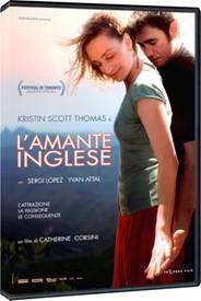 La copertina di L'amante inglese (dvd)