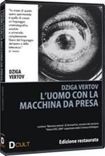 La copertina di L'uomo con la macchina da presa (dvd)