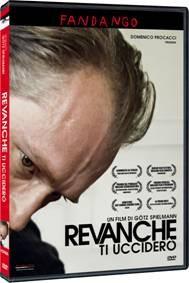 La copertina di Revanche - Ti ucciderò (dvd)