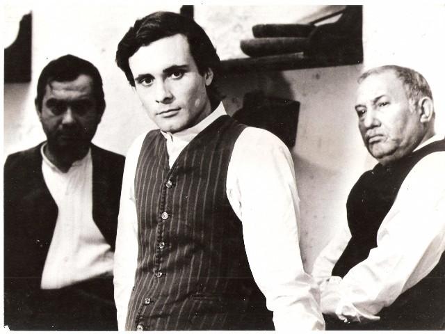 Antonio Orfanò in una scena del film Alle Origini della Mafia