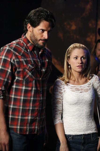 Joe Manganiello ed Anna Paquin nell'episodio It Hurts Me Too di True Blood