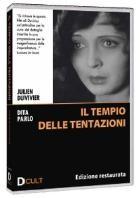 La copertina di Il tempio delle tentazioni (dvd)