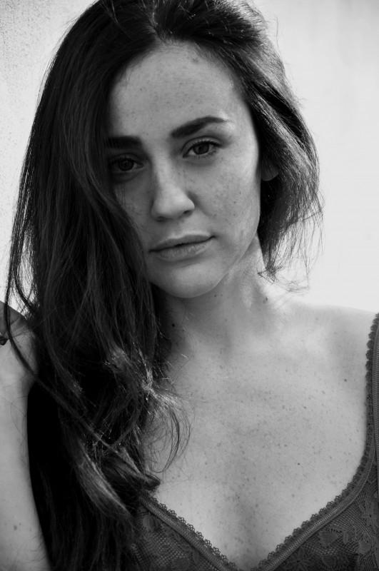 Maria Chiara Augenti in una foto di Marco Giraldi