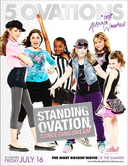 Nuovo poster (1) per Standing Ovation