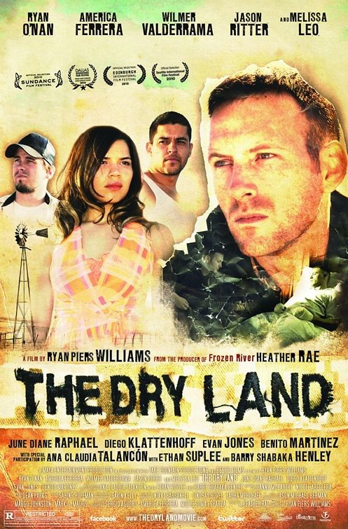 Nuovo poster per The Dry Land
