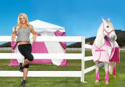 Britney modella per Candie