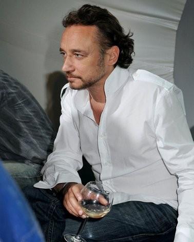 Fabio Balasso ad un evento.