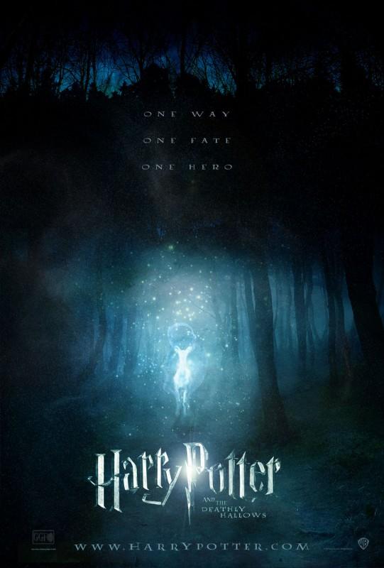 Harry Potter e i Doni della Morte - Locandina Promozionale Americana