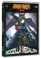 La copertina di Ai confini della realtà - Godzilla contro Megalon (dvd)
