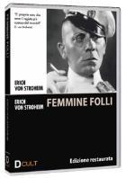 La copertina di Femmine folli (dvd)