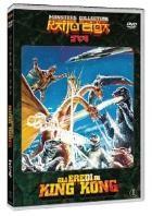 La copertina di Gli Eredi di King Kong (dvd)