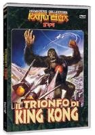 La copertina di Il trionfo di King Kong (dvd)