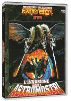 La copertina di L'invasione degli astromostri (dvd)