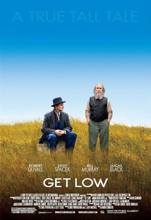 Nuovo poster USA per Get Low