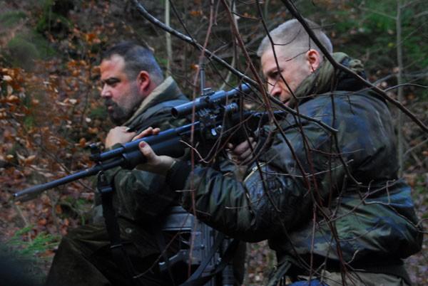 Ottaviano Blitch e Chris Coppola sono i due malvagi cacciatori di Shadow (2009)