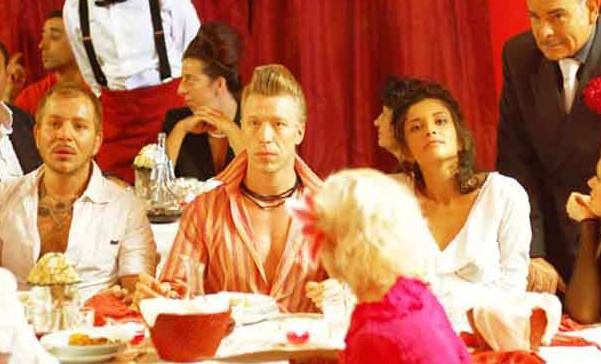 Ottaviano Blitch è 'Princess' nel film Ma l'amore... sì