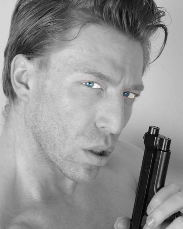Ottaviano Blitch in versione 007