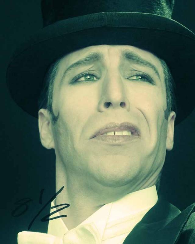 Ottaviano Blitch in versione Cabaret