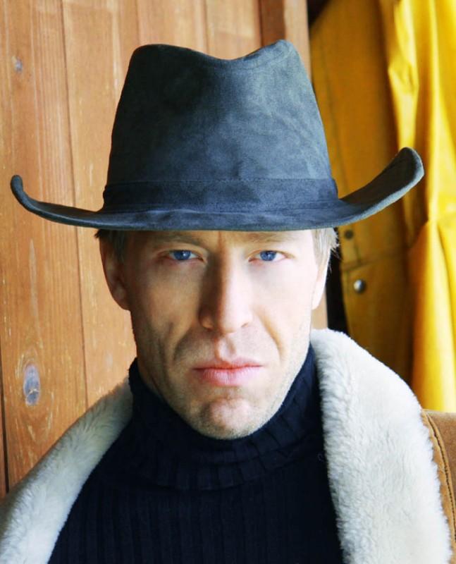 Ottaviano Blitch in versione western