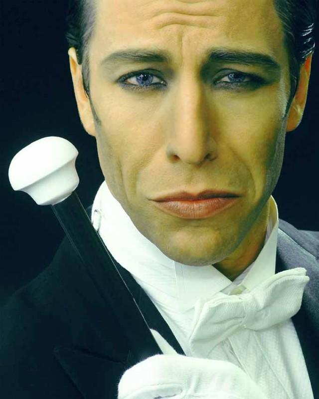 Ottaviano Blitch, un volto da cabaret
