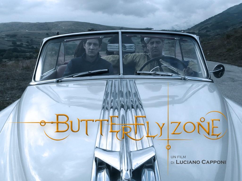 Poster di Butterfly Zone - Il senso della farfalla con i deu protagonisti
