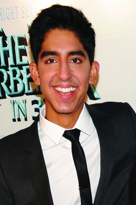 Dev Patel alla premiere del film The Last Airbender a New York
