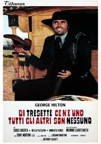 La copertina di Di Tresette ce n'è uno, tutti gli altri son nessuno (dvd)