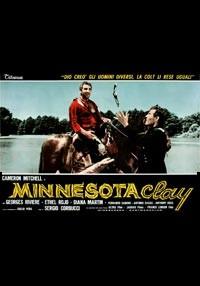 La copertina di Minnesota Clay (dvd)