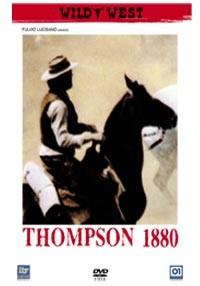 La copertina di Thompson 1880 (dvd)
