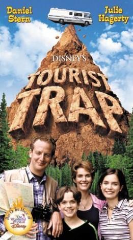 La locandina di Tourist Trap