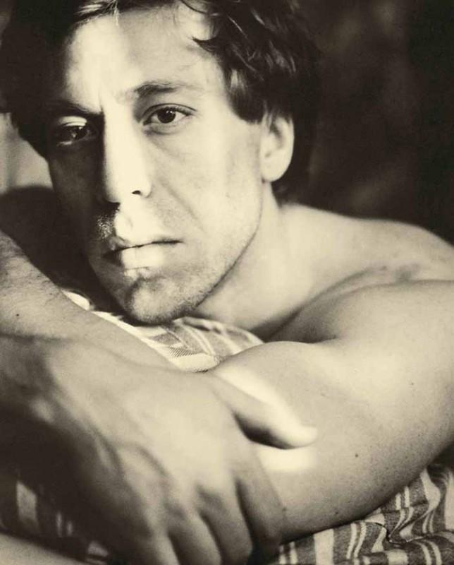 Ottaviano Blitch in una bella foto di Fiorenzo Niccoli